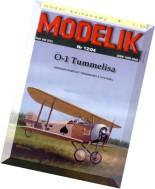 Modelik (2004.12) - O-1 Tummelisa