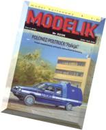 Modelik (2006.20) - Polonez-Poltruck Policja