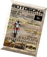Motogon Offroad Magazine N 04, 2013