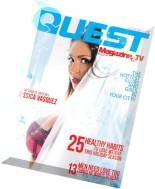 Quest Magazine & TV Houston - December 2014