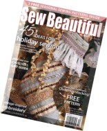 Sew Beautiful Issue 139, November-December 2011