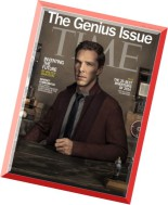 Time USA - 1-8 December 2014 (Double Issue)