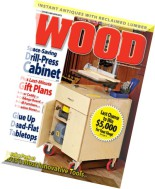 WOOD Magazine - December 2014  - January 2015