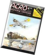 Aero Technika Lotnicza 1992-04