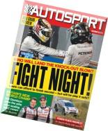 Autosport - 20 November 2014