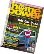Home Power Magazine - Issue 124 - 2008-04-05