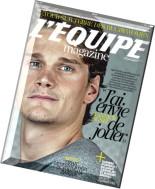 L'Equipe Magazine N 1688 - Samedi 22 Novembre 2014