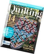 Love of Quilting 2011'01-02