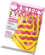 Quilter's World 2012'06