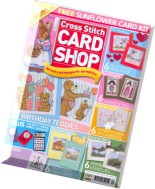 Cross Stitch Card Shop 053