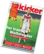 Kicker Sportmagazin 96-2014 (24.11.2014)