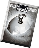 Snowboarder - Photo Annual 2014