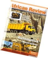 African Review - October 2014