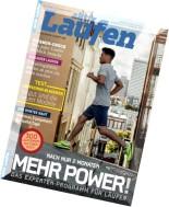 Aktiv Laufen Magazin November-Dezember 2014