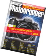 Amateur Photographer - Guide to New Cameras 2014