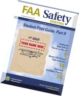 FAA Safety Briefing - September-October 2014