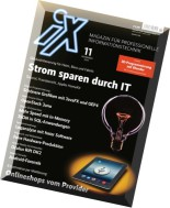 iX Magazin - November 11, 2014