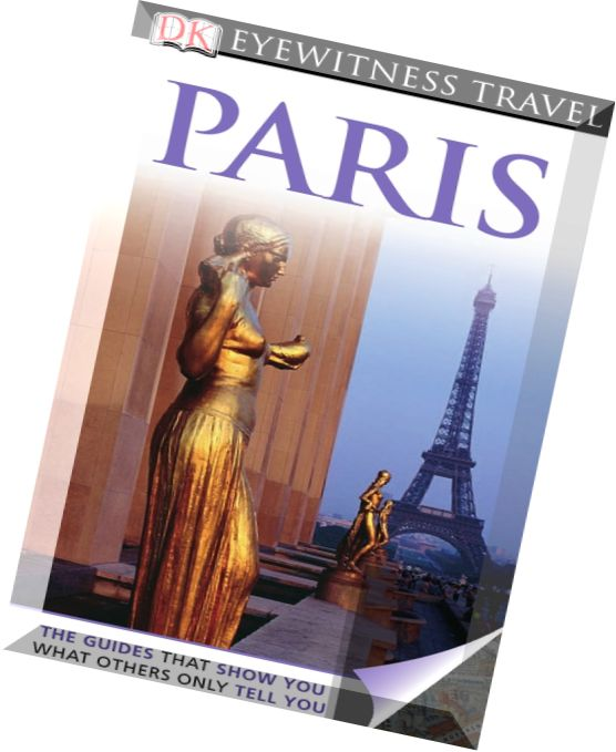 DK Eyewitness Travel Guide: Paris Paperback - amazon.com