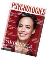 Psychologies Magazine N 346 - Decembre 2014