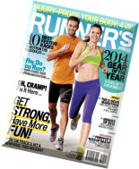 Runner's World South Africa - December 2014