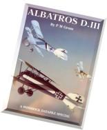 Windsock Datafile Special - Albatros DIII