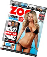 Zoo Weekly Australia - Issue 454, 2014