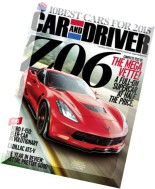 Car and Driver - January 2015