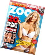 Zoo Weekly Australia - Issue 449, 2014