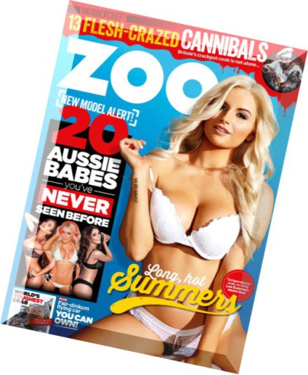 flirt magazine issue 15 zoo