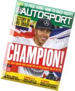 Autosport - 27 November 2014