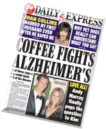 Daily Express - Thursday, 27 November 2014