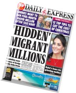 Daily Express - Wednesday, 26 November 2014