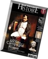Le Figaro Histoire 1 - Avril-Mai 2012