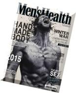 Men's Health Italia - December 2014