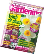 Amateur Gardening - 6 December 2014