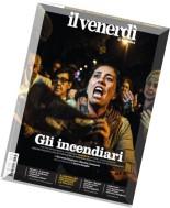 Il Venerdi di Repubblica n.1393, 28.11.2014