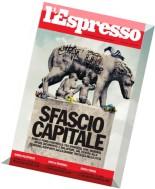 L'Espresso N 48, 4 Dicembre 2014