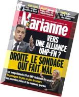 Marianne N 919 - 28 Novembre au 4 Decembre 2014