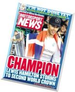 Motorsport News - 26 November 2014