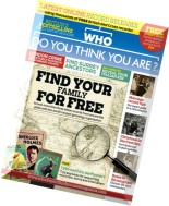 Who Do You Think You Are - December 2014