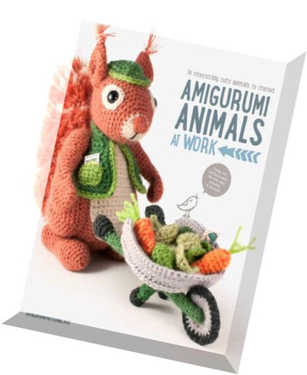 Amigurumi Animals At Work : Download Amigurumi Animals at Work 14 adorable & active ...