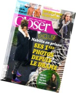 Closer N 494 - 28 Novembre au 4 Decembre 2014