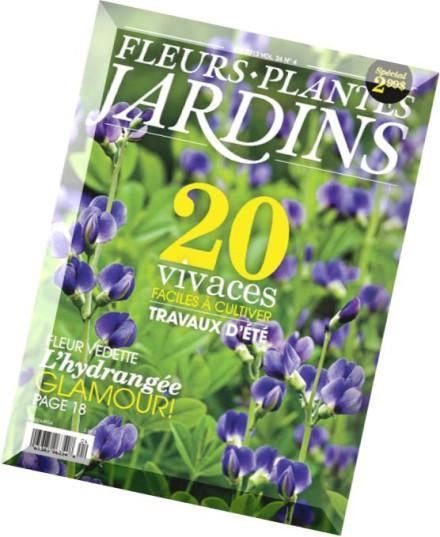 Download fleurs plantes et jardins ete 2013 pdf magazine for Fleurs plantes et jardins