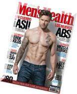 Men's Health Spain - Diciembre 2014