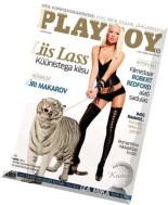 Playboy Estonia - June 2008