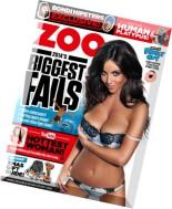 Zoo Weekly Australia - 8 December 2014