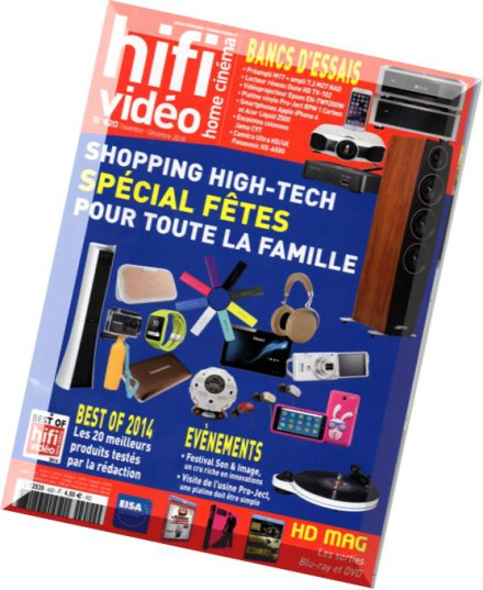 Download hifi video home cinema n 420 novembre decembre 2014 pdf magazine - Hifi video home cinema magazine ...
