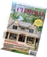 Custom a home plan portfolio issue hpr36