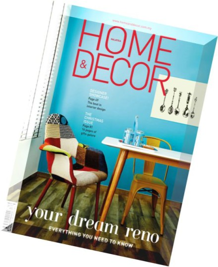 Download Home Decor Malaysia December 2014 Pdf Magazine