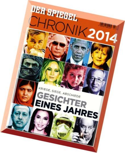 Download der spiegel magazin jahreschronik 2014 pdf magazine for Magazin der spiegel